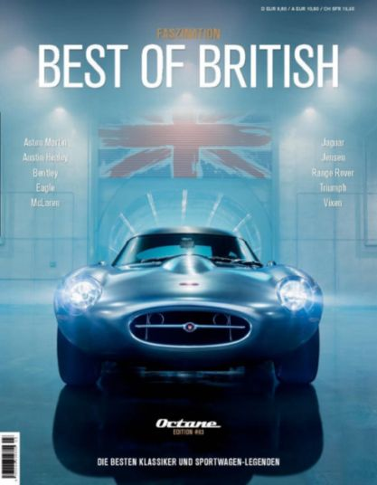 Octane Edition Best of British