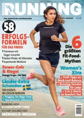 Magazin Running