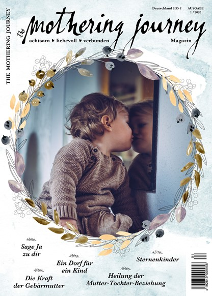 Das Magazin The Mothering Journey im Handel finden!