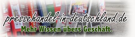 Pressehandel in Deutschland